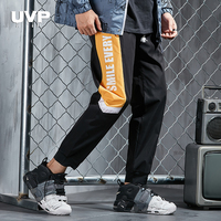 Sports Pants Men Streetwear Sweatpants Male Track Pants Casual Male Tracksuit Bottoms Elastic Waist Male Trousers Gym Clothing