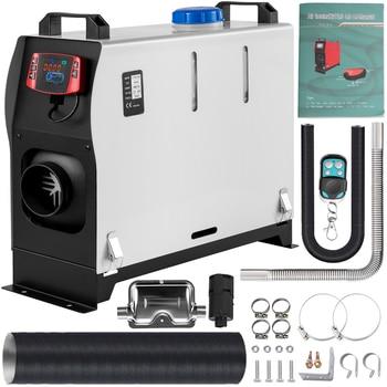 VEVOR-calentador de aire diésel de 5KW, dispositivo todo en uno de 12V con interruptor LCD y mando a distancia, para coches, furgonetas, camiones, autocaravanas, barcos y remolques 1