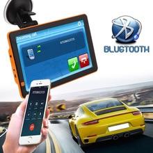 Автомобильный gps-навигатор 9 дюймов, Bluetooth, AVLN, Туристический навигатор, навигатор для грузовиков, навигатор, Navitel,, новейший mapsatellite, gps, исследуемый