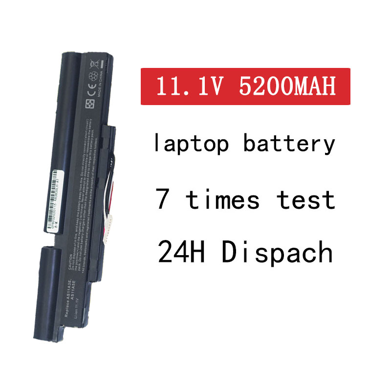 GZSM Laptop Battery 3830T For Acer 3INR18/65-2 AS11A3E AS11A5E battery for laptop 4830T <font><b>4830TG</b></font> 5830T 5830TG ID57H battery image