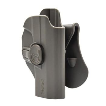 Funda táctica ajustable de MODIKER para P99 Series-bronceado Diestro (estándar solo con placa de cintura, sin otros accesorios)