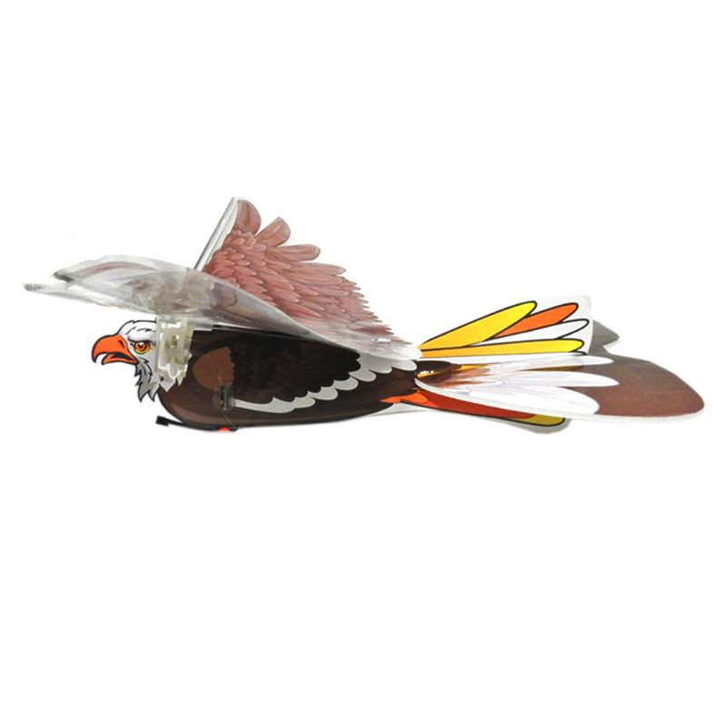 Remote Control E-Bird Electronic Mini RC Drone Toys Simulation Flying Birds