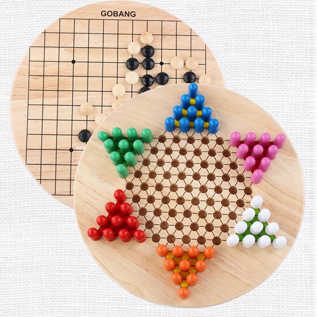 xadrez chinês conjunto de tabuleiro educacional de