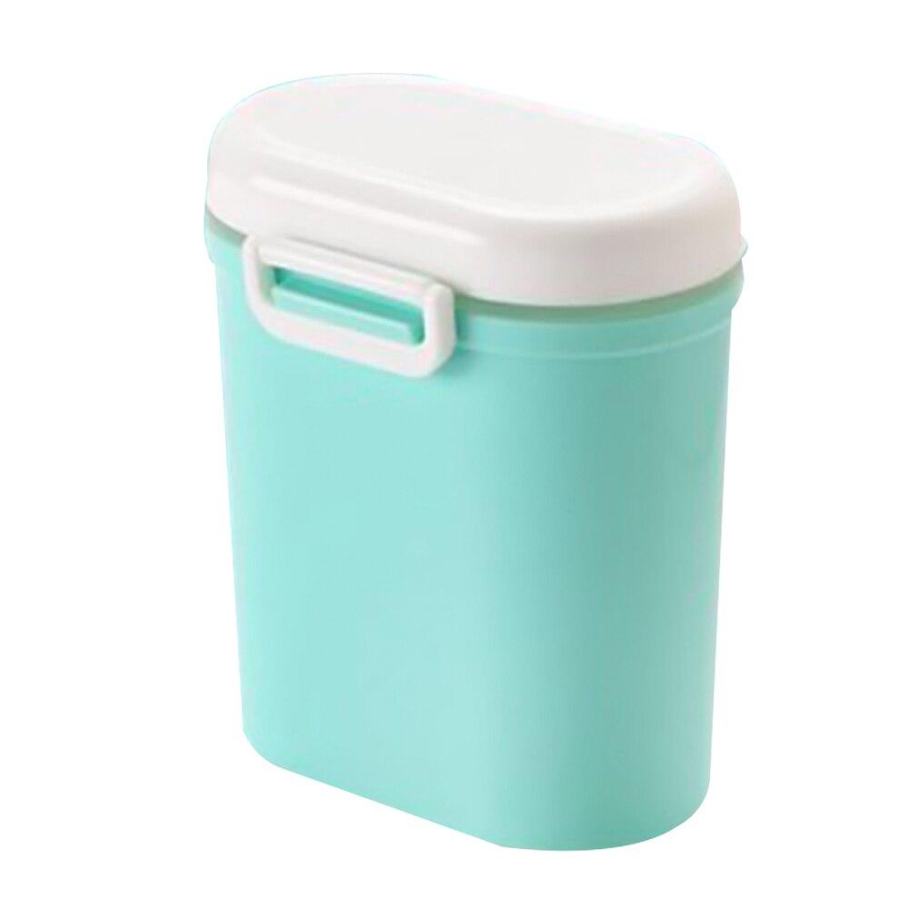 Baby Food Multiple Use Container Storage Box Organizer Formula Sealed Large Capacity Milk Powder Dispenser Portable Kids Care