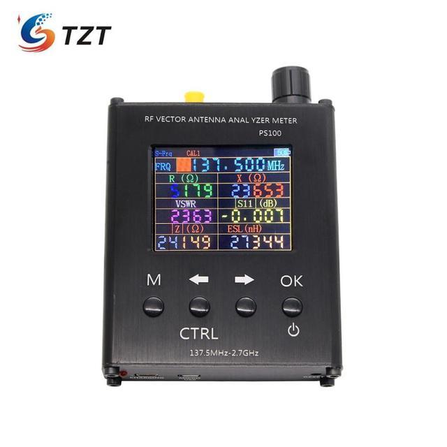 Tzt PS100/N1201SA 137.5Mhz 2.7Ghz Uv Rf Antenne Analyzer Swr Meter Tester