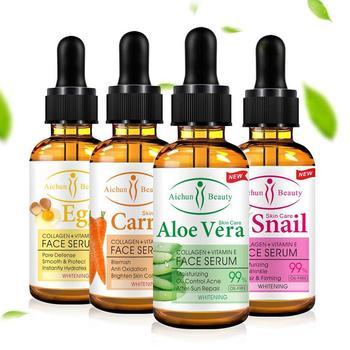 Gel de Aloe Vera para el cuidado de la piel, suero facial...