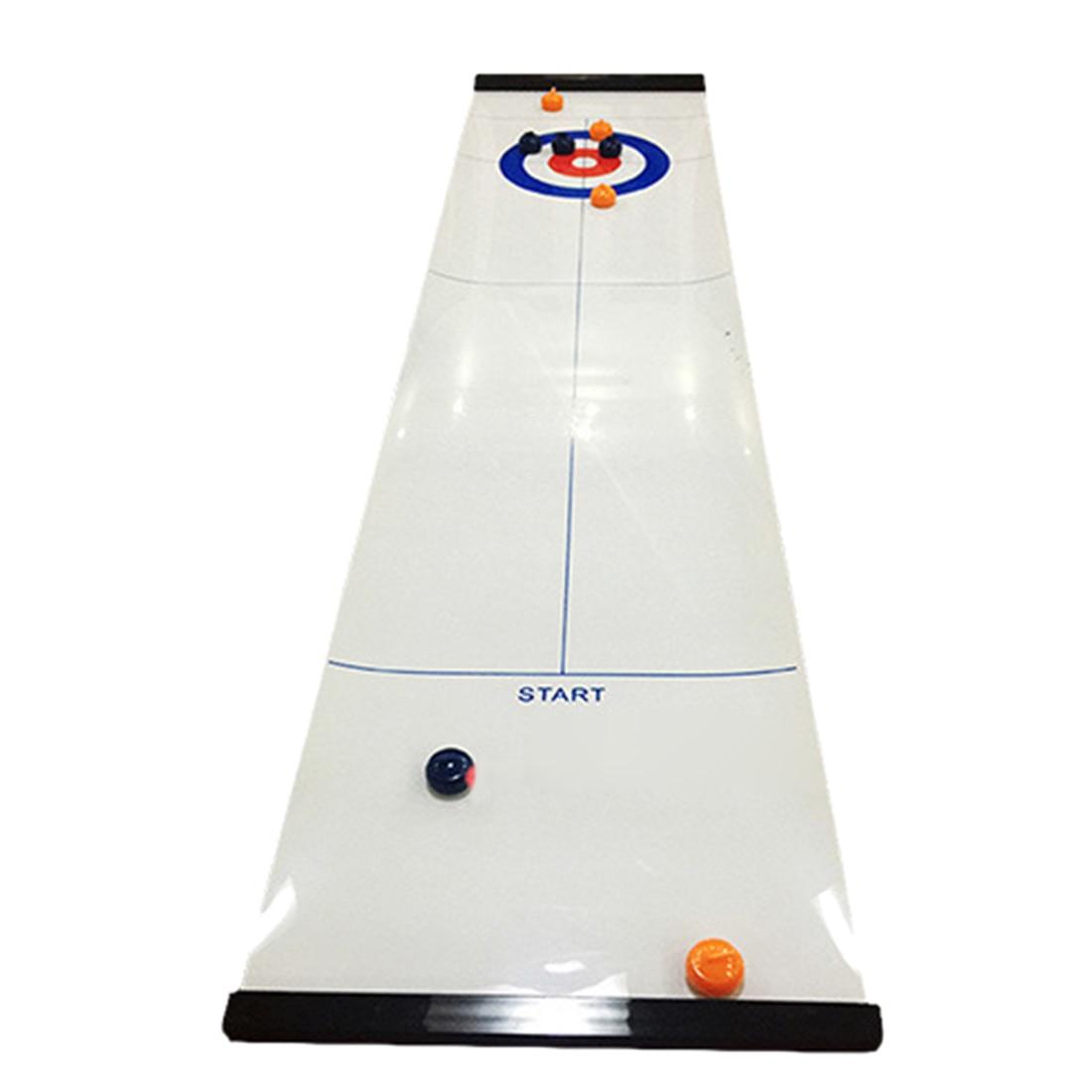 Curling Game(Shuffleboard) - Tabletop Game
