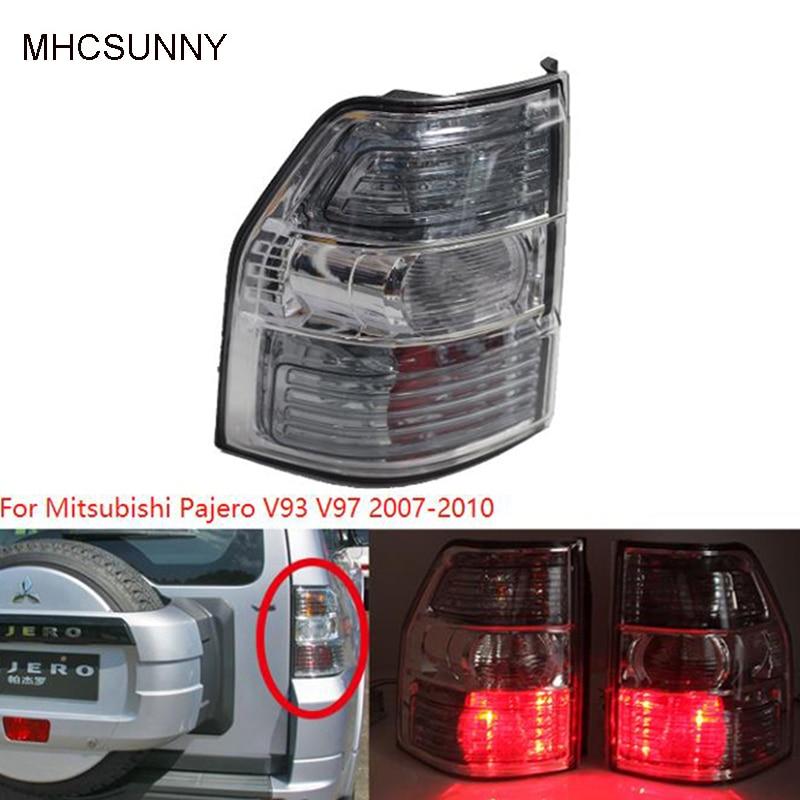 Задний светильник для Mitsubishi Pajero V93 V97 2007-2010, тормозной светильник, автомобильные аксессуары, задний указатель поворота