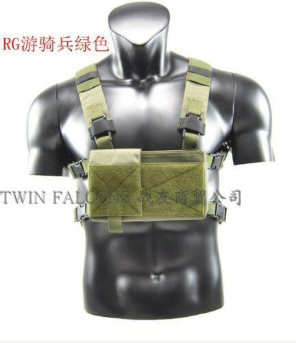 TW Tactische MK3 standaard versie CHASSIS Modulaire Borst Rig Training Vest - 6