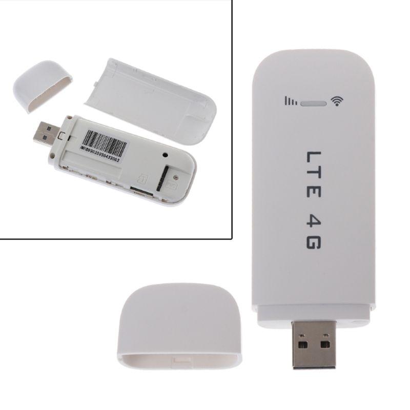 4G LTE Modem USB Adapter sieci z Hotspot WiFi karty SIM 4G Router bezprzewodowy dla Win XP Vista 7/10 Mac 10.4 IOS X6HA