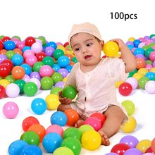 Colorful Funny Soft Swim Pool Ocean Balls Tent Plastic Toys Baby Kids Holiday Games Swimming Play Marine