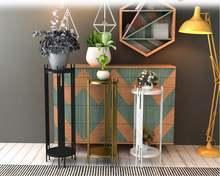 Креативная подставка для золотых цветов простой цветочный магазин