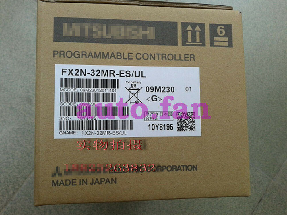 For FX2N-32MR-ES/UL PLC Module