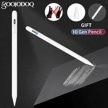 สำหรับดินสอiPadพร้อมกับการปฏิเสธPalm,active StylusปากกาสำหรับApple Pencil 2 1 iPad Pro 11 12.9 2020 2018 2019 Air 4 7th 8th 애플펜슬
