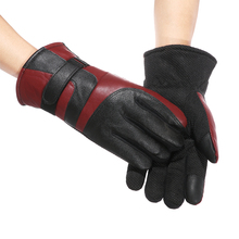 Motorcycle-Gloves Touchscreen Bike Cycling Warm Outdoor Winter Sports Full-Finger Unisex