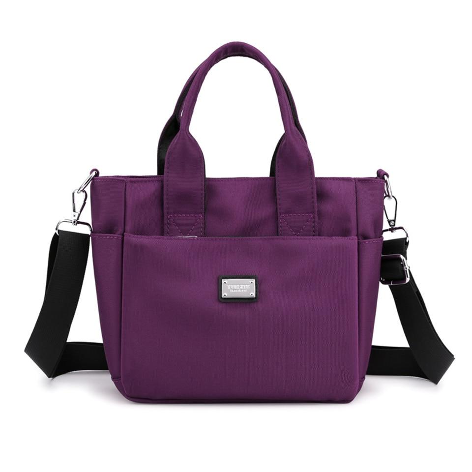 Women Oxford Shoulder Bag Travel Luxury Tote Handbag Messenger Bag Lady Satchel Pack Crossbody Bags