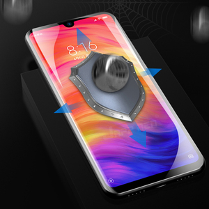 Image 4 - Film protecteur décran avant + arrière pour Xiaomi Mi 9T SE A2 8 Lite Pocophone F1 Redmi Note 9S 7 K20 Pro Film Hydrogel