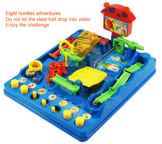 Intégration sensorielle aventure 8 haies parc aquatique labyrinthe bricolage enfants pour Puzzle intellectuel jouets passer des cadeaux