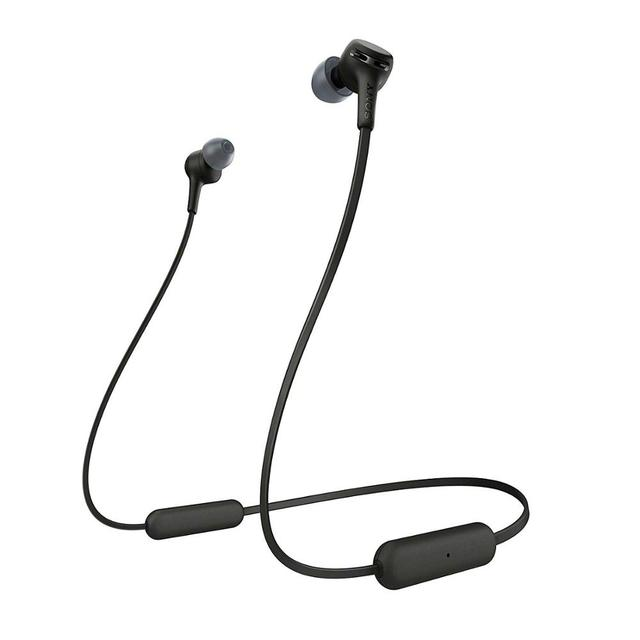 SONY original Wi Xb400 Wireless In Ear Extra Bass Headphones with Bluetooth quick charge 12mm drivers
