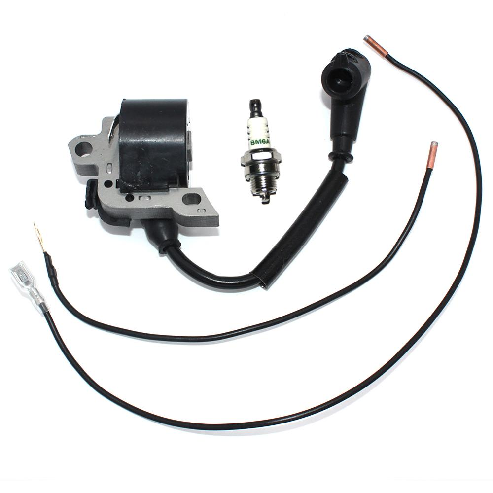 IGNITION COIL Fits STIHL 024 026 MS240 MS260 034  038 MS380 MS381