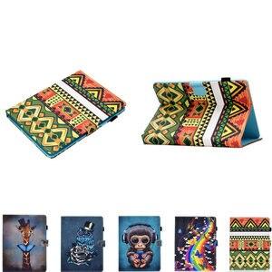 Универсальный милый чехол для PocketBook 641 Aqua 2 650 631 624 touch lux 3 рубиново-красная читалка 6 дюймов для Digma s683G чехол-сумка
