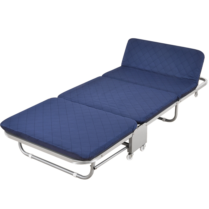 Office Folding Bed Single Bed Home Escort Bed Lunch Break Bed Nap Bed Adult Camp Bed Simple Bed Lounge Chair