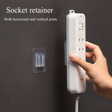 Dupla face adesivo ganchos de parede gancho forte ganchos transparentes ventosa otário suporte de armazenamento de parede para cozinha bathroo gancho