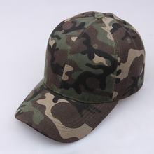 Камуфляжная кепка для мужчин и женщин камуфляжная модная Регулируемая