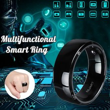 New Technology Magic Finger NFC Ring Unlock Health Protection Smart Ring Wear Waterproof For Android Windows NFC Cell Phone(China)