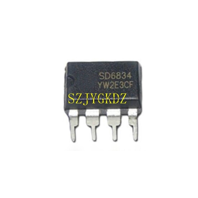 Lm386 Audio Power Amplifier Chip Dip-8 Sd6834 Ic image