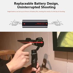 Image 2 - Funsnap yakalama 3 eksen el Gimbal sabitleyici Funsnap yakalama 2 iPhone Samsung huawei akıllı telefonlar