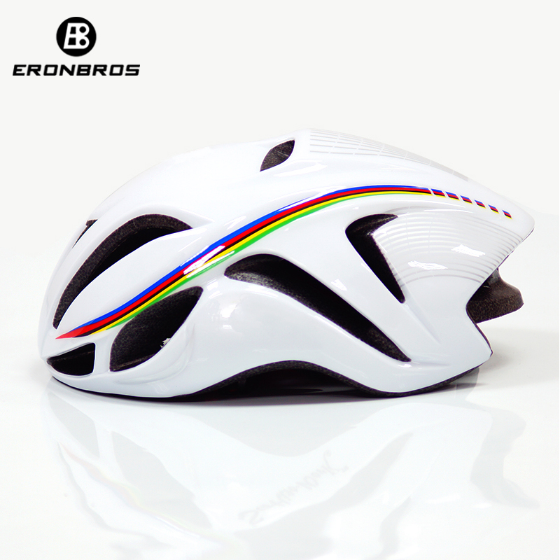 cycling helmet aero triathlon TT bicycle helmet adult road Mtb race <font><b>bike</b></font> helmet Protector EPS spare for Bicycle <font><b>Equipment</b></font> Women image