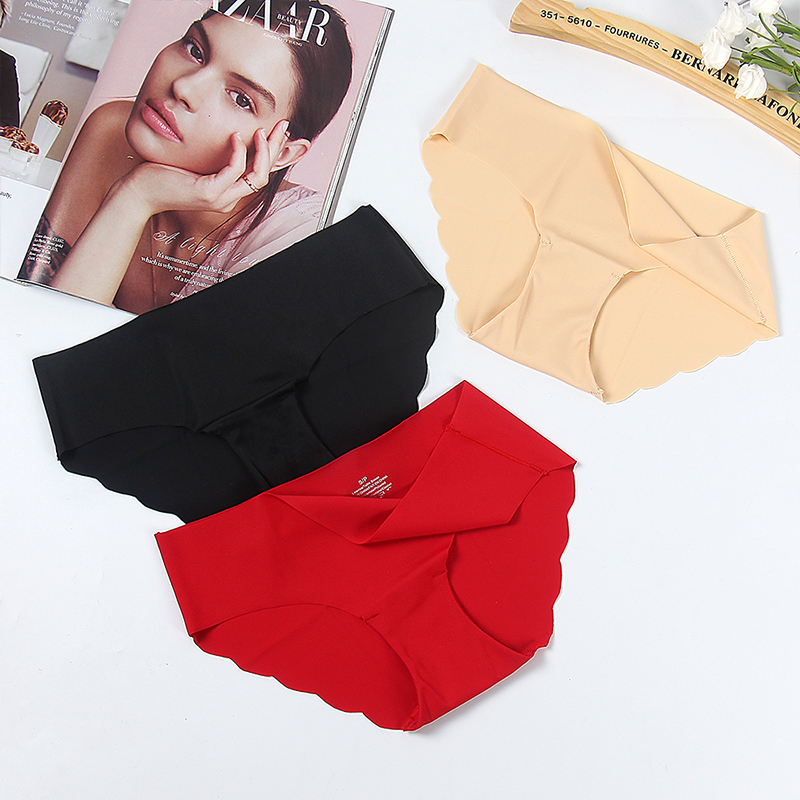 CMENIN 9 Colors New Ultra-thin Women Seamless G String Women's Intimates Traceless Sexy lingerie Underwear Panties Briefs P0008