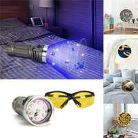 Astrolux MF01 Mini UVC 7x UVC+UVA Lamp Disinfection Germicidal Flashlight UV Ultraviolet Bacterial Mites Clean Torch