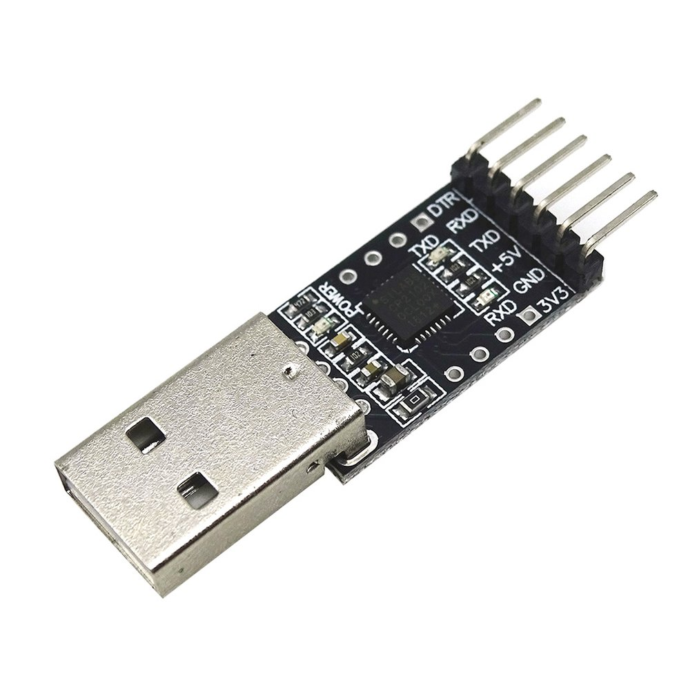 Cp2102 Module Usb To Ttl Usb To Serial Port Uart Brush Board Stc Downloader Exquisitely Designed Durable