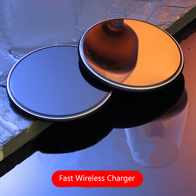 GYSO 20W Fast Wireless Charger For Samsung Galaxy S10 S9 Note 10 S10+ 9 iPhone 11 Pro XS Max XR X 8 Plus 6