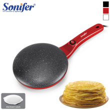 Электрическая блинница, машина Сковорода для блинов, антипригарная сковорода, сковорода для выпечки, сковорода для торта, кухонная сковорода, сковорода для пирога, 220 В, Sonifer