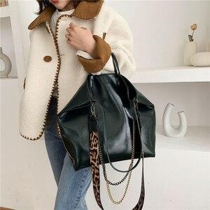Handbag women large Oil skin s