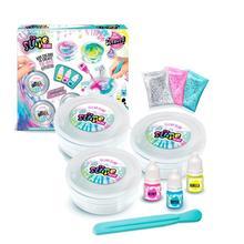 So Slime Diy Premade Tie Dye Slime Kit Create Tie Dye Slime Match Color Mud Toys Birthday Surprise Series Gift