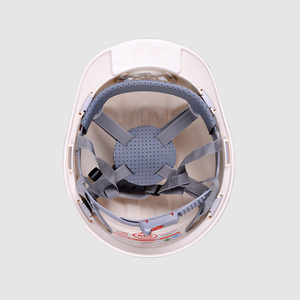 Image 3 - 職場帽子ソーラーパワー調節可能な屋外安全とファンプロテクティブサンスクリーンサイクリング換気セキュリティ建設ヘルメット