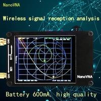 אנטנה vhf uhf מקורי NanoVNA וקטור Network Genuine Genius Analyzer Analyzer אנטנה Shortwave MF HF VHF UHF (3)