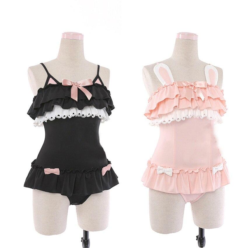 Купить японский купальник милый сексуальный карнавальный костюм женский