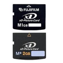 XD-tarjeta de memoria XD para cámara antigua, 1 GB, 2 GB, 1 GB