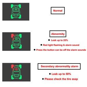 Image 4 - Pour Mitsubishi Outlander 3 2018 Eclipse Cross 2017 voiture OBD TPMS 4 systèmes de surveillance de la pression des pneus alarme de sécurité des pneus pas de capteur