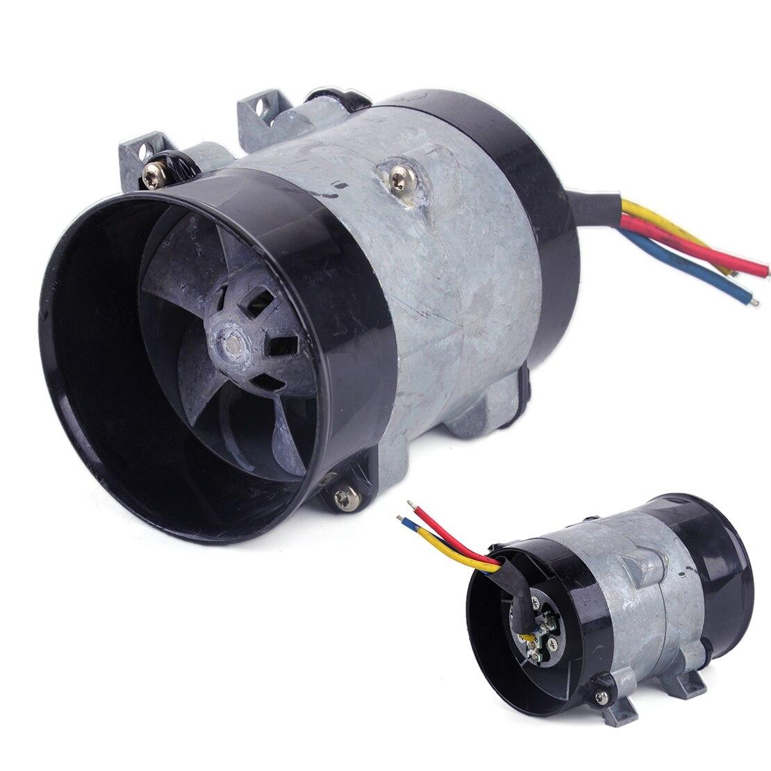 Авто высокого Скорость электрическая турбина Мощность Turbo Зарядное устройство Tan Boost воздухозаборника комплектующие для потолочного венти...