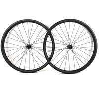 Mtb ruedas carbono 29 인치 비대칭 30.5x19.5mm 튜브리스 자전거 카본 휠 dt350s shiman0/xd 12 속도 mtb 카본 휠셋|자전거 바퀴|   -