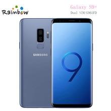 Samsung Galaxy S9+ Duos S9 Plus G965FD Dual Sim Original Mobile Phone Exynos Octa Core 6.2