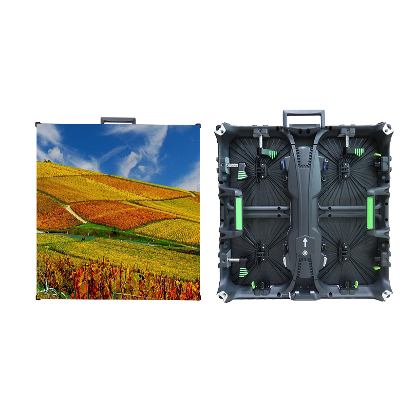 P3.91 Led Display 4k Indoor Led Screen P3.91 500x500mm Led Panels For Church