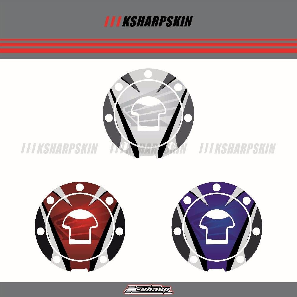 Tank Air Cap Pad Pad Filling Motorcycle Sticker Scratch Decal For HONDA CBR250RR CBR400RR CBR600RR CBR1000RR CBR1100XX CB1000 F4