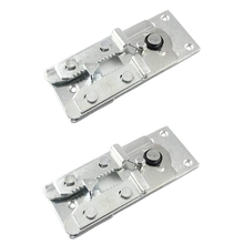 Sectional Sofa Connector ,2 Pcs Metal Sectional Sofa Furniture Connector with Screws Furniture Connector connector 1877846 2